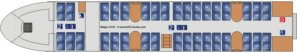 Ice 770 Fahrplan